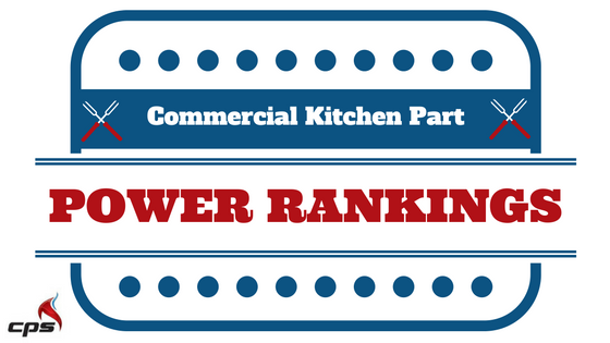 commercial kitchen part power rankings