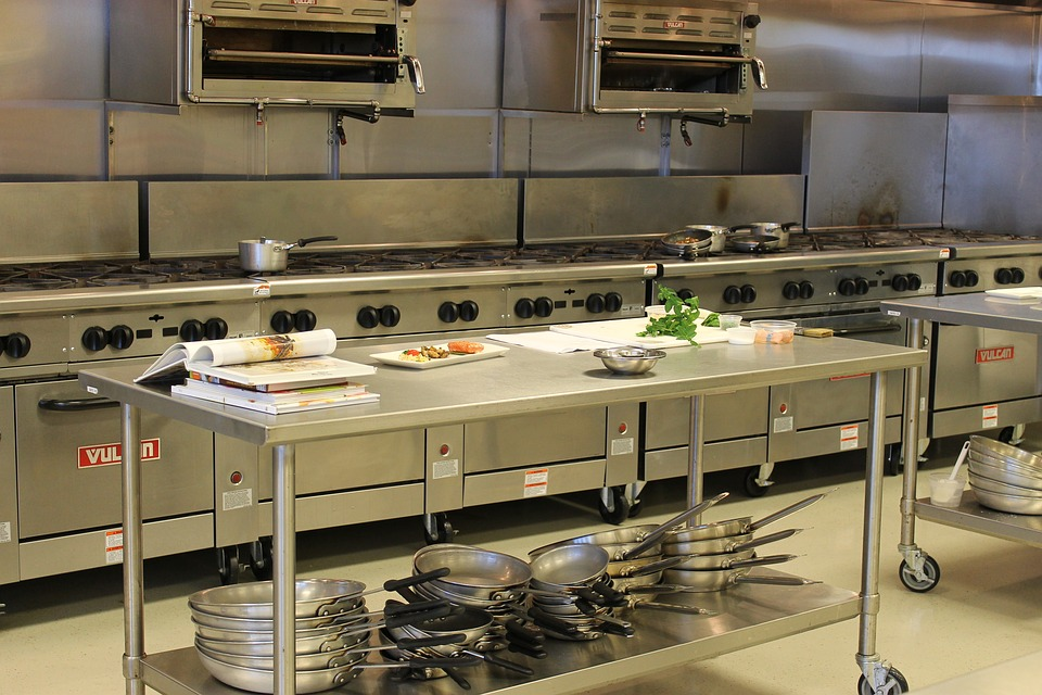 Restaurant Kitchen Ventilation the importance of commercial kitchen ventilation systems | cps ohio