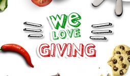 We Love Giving