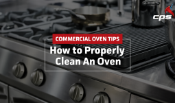 Fixin' The Kitchen With CPS: 6 Common Commercial Oven Problems & How To Solve Them