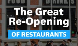 The Great Reopening Of Restaurants: What CPS Is Doing To Help