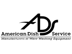 American Dish Service OEM replacement parts for food service equipment.