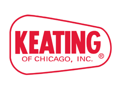 Keating OEM replacement parts for food service equipment.