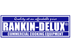 Rankin-Delux OEM replacement parts for food service equipment.